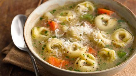 tortellini soup recipe from betty crocker