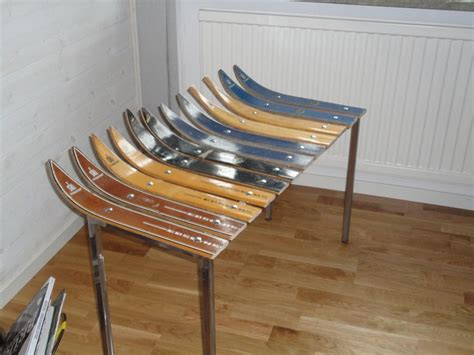 bench made out of skis 26 best projects for old skis images on pinterest bench