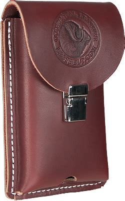 clip  leather phone holster