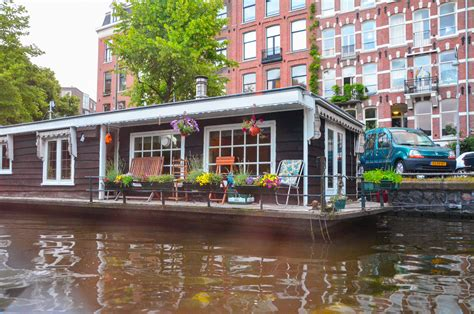 boat houses in amsterdam amsterdam one amazing city