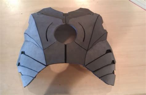 How To Make A Paper Iron Suit - dancinfool iron 3 pepakura foam templates page 2