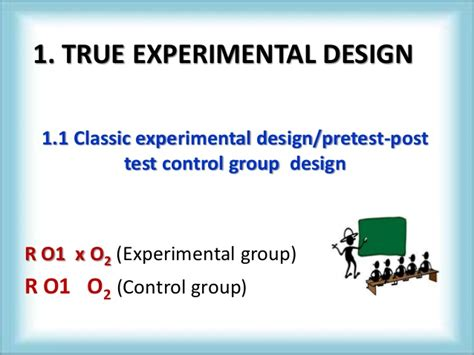 experimental design online quiz ppt types of quantitative research