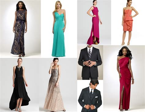 wedding attire for men women guests estate weddings
