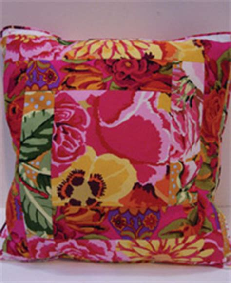 Free Patchwork Cushion Patterns - nel whatmore patchwork cushion pattern