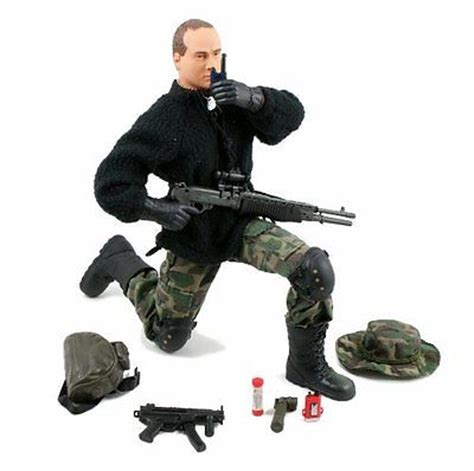 Power Team World Peacekeepers Sniper Jungle world peacekeepers 12 figure navy seal tunnel