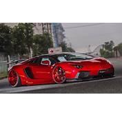 Liberty Walk Lamborghini Aventador By EXE