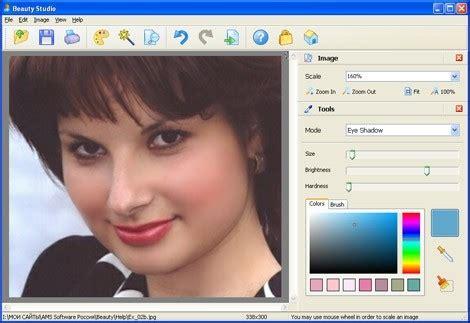 editor de imagenes makeup portable photo makeup editor 1 42 editor de fotos