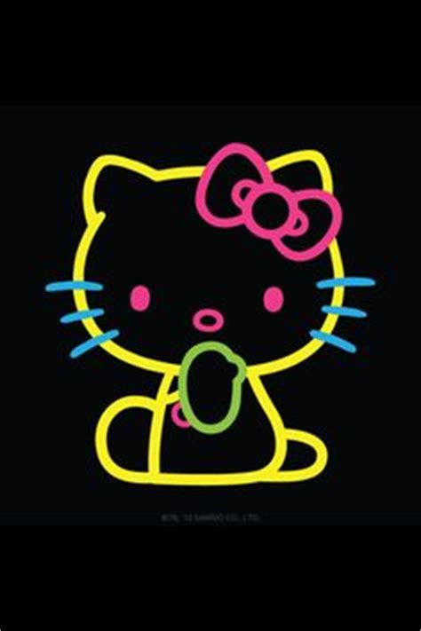 hello kitty themes for myphone rio fun 1000 images about awesome neon images quot on pinterest