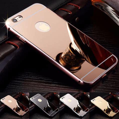 Bumper Mirror Iphone 6 4 7 bumper mirror espejo apple iphone 5 6 7 plus especial