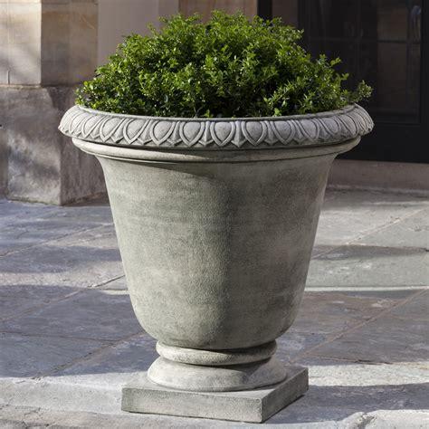 Cast Planters by Cania International Millbridge Cast Urn Planter