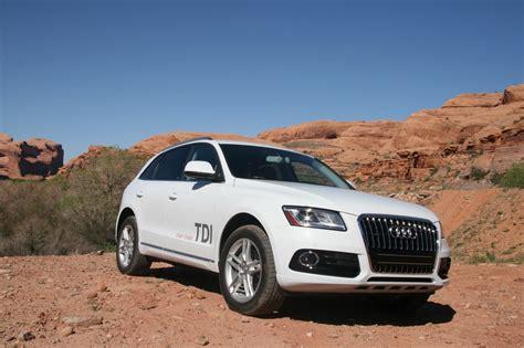 2014 audi q5 a hyper mileage luxury diesel suv