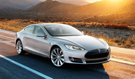 Tesla Model S Where Is It Made Tesla Motors Model S Poised To Be The Most American Made