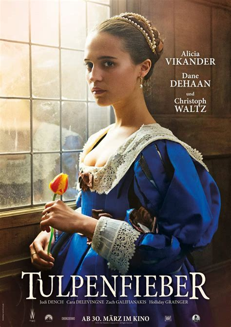 new movie releases today tulip fever 2017 tulip fever 2017 poster 2 trailer addict