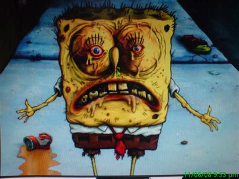 Creepy Search Scary Spongebob Pictures