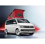 VW Bulli Drei Sondermodelle Des Reisemobils California