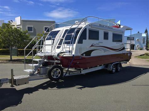 boat a home home boatahome trailerable houseboats boat a home