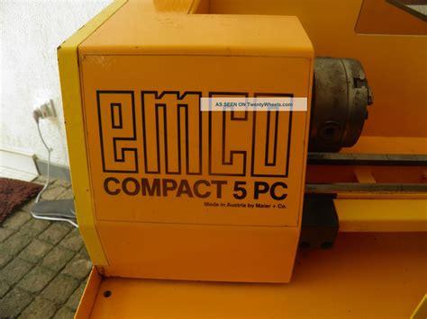 Emco Blox Vehicle Dump Truck emco compact 5 pc cnc mini lathe welturn operating
