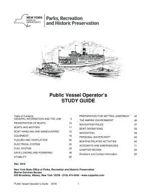 boating license quizlet nys public vessel operator test fill online printable