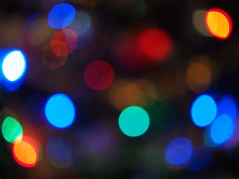 lights bokeh free photo bokeh light background points free image
