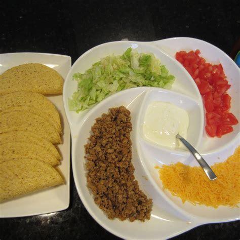 Backyard Taco Recipe Tacos And A Backyard Relay Blimpy
