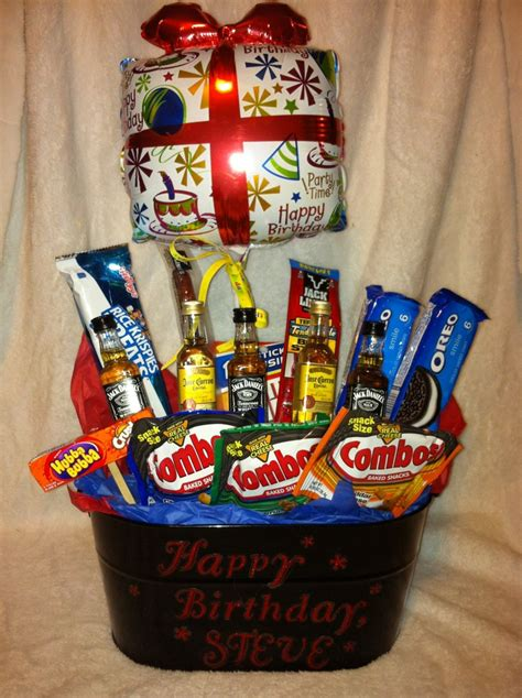 Ee  Birthday Ee    Ee  Gift Ee   Basket  Ee  For Him Ee   Just For Daddy