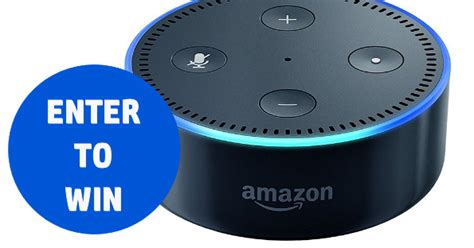 winner announced amazon echo dot giveaway free - Amazon Alexa Giveaway