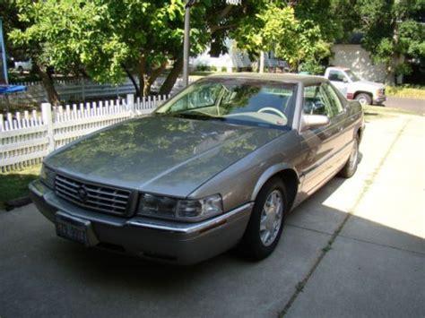 1996 Cadillac Coupe by Purchase Used 1996 Cadillac Eldorado Etc Coupe 2 Door 4 6l