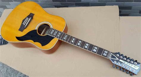 Hardcase Gitar Akustik All Size high quality eko size 12 string acoustic guitar with