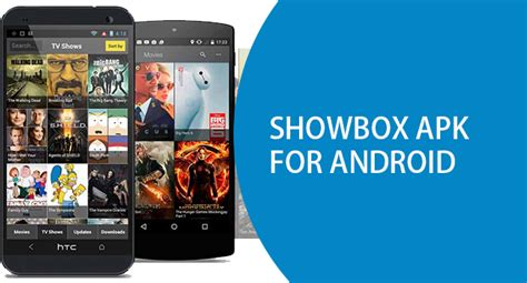 showbox apk showbox apk v5 01 for android install showbox app
