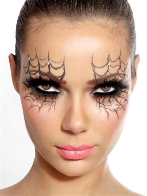 tutorial di makeup per halloween trucchi per un look make up halloween 10 inspirations