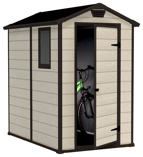 100 keter manor 4x6 shed outdoor resin storage brand keter page 3