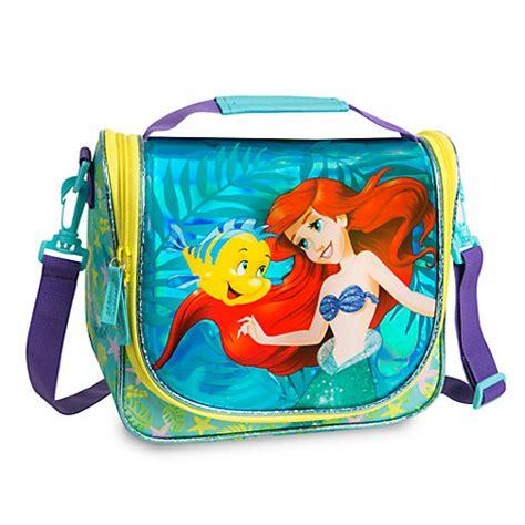 Ariel Soft Lunch Box the mermaid lunch bag