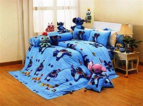 lilo and stitch bedding lilo stitch cartoon ultra soft bed fitted sheet set 5