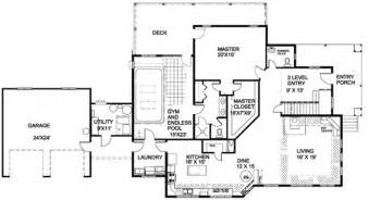 plan w16709rh energy efficient with indoor pool e architectural design
