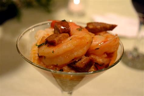 martini shrimp gonola recipes at home barbecued shrimp and cheese grits