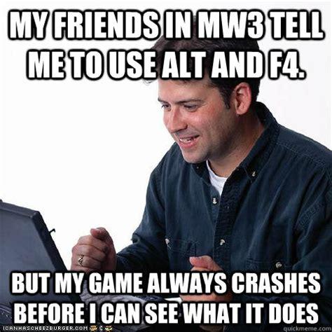 Gaming Meme - funny online gaming meme memes