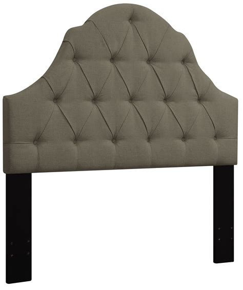 how to make a cal king headboard taupe king cal king button tufted upholstered headboard