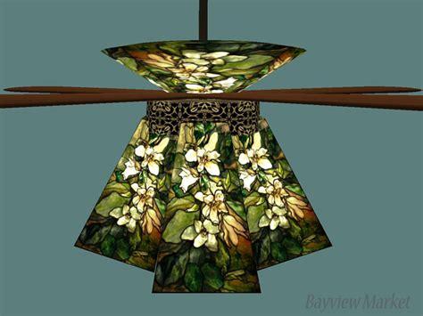 tiffany style ceiling fan tiffany style ceiling fan light shades best home design 2018
