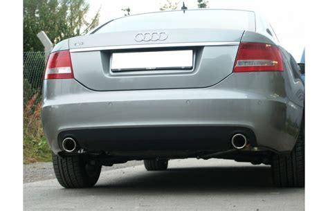 Audi A6 Sportauspuff by Fox Duplex Sportauspuff Audi A6 C6 4f Quattro 4 2l