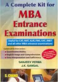 Mba Entrance Book In by Books To Be Referred For Mba Tancet 2018 2019