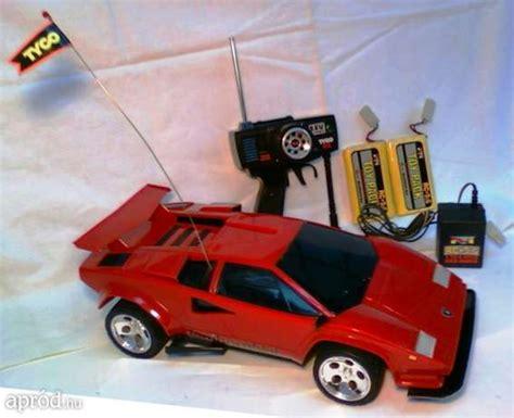 Lamborghini Countach Rc Car The Tyco Rc Lamborghini Countach Ah The Memories