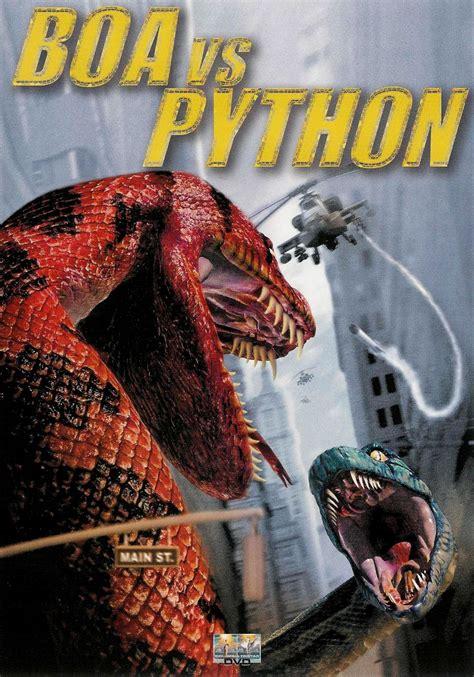 film berburu ular boa vs python 2004 nonton movie online drama korea