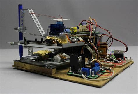 Engineer Garage by Diy Plotter Using Cd Roms Engineersgarage