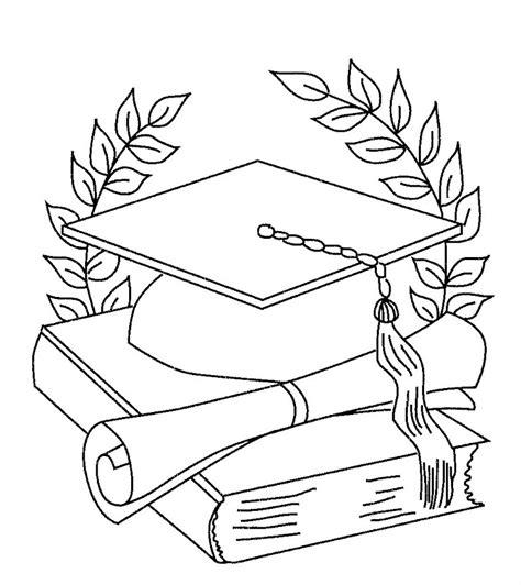 imagenes de graduacion de preescolar dibujos de graduaci 243 n de preescolar para colorear imagui