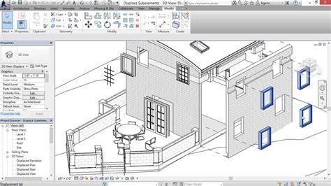 revit tutorial modelling revit construction modeling tools