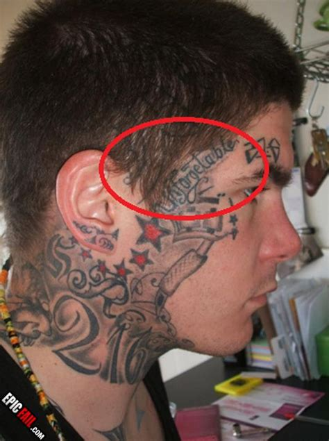 tattoo fails now that s quot unforgettable quot punctuation grammar and