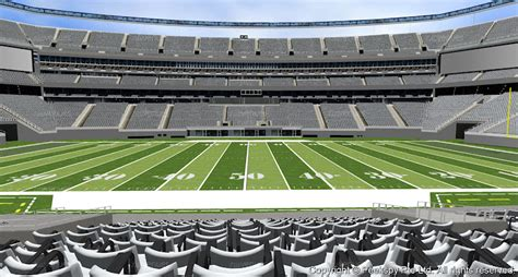 nys section 6 section 113 row 11 seats 2 new york jets for sale at