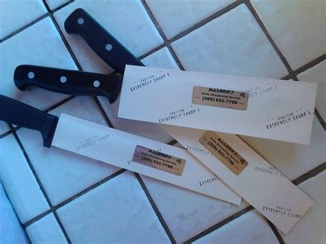 knife sharpening service maloon s knife sharpening service local services san