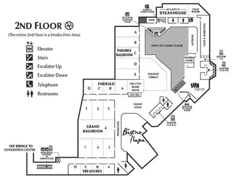 casino floor plans atlantis floor plans reno conventions conferences and
