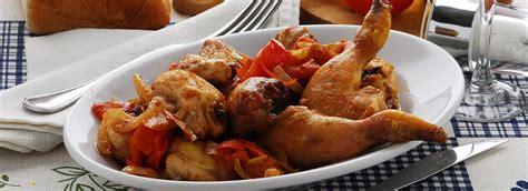 cucina pollo alla cacciatora pollo alla cacciatora ricetta secondo piatto facile galbani